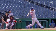 Pete Alonso's two-run home run