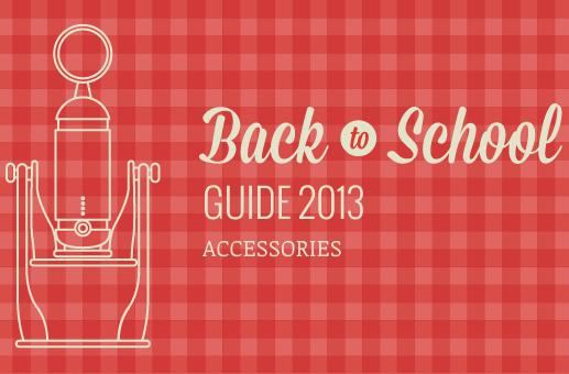 Engadget's back to school guide 2013: accessories