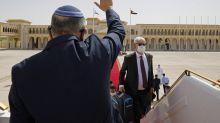 With Kushner in UAE, Iran's leader decries Israel-UAE ties