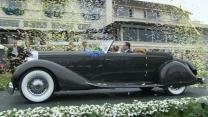 The Best of Show at Pebble Beach Concours d'Elegance