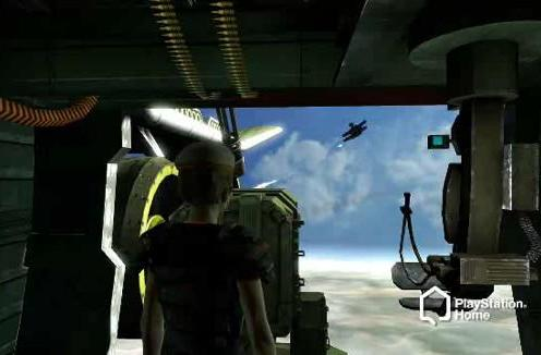 Warhawk personal space coming to PlayStation Home