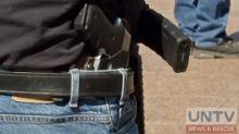 Over 200 religious leaders apply for gun permit — PNP