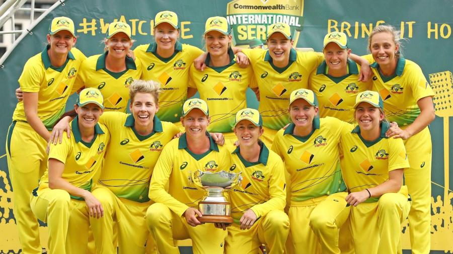 Prize Money Parity for Australian Women's T20 Team
