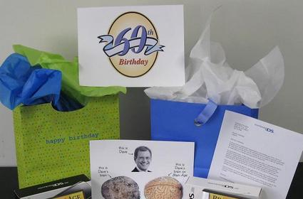 Nintendo gives Letterman DS, Brain Age for his 60th; top 10 reasons he needs it