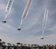 South Korean balloons: Plans to stop people sending cross-border messages