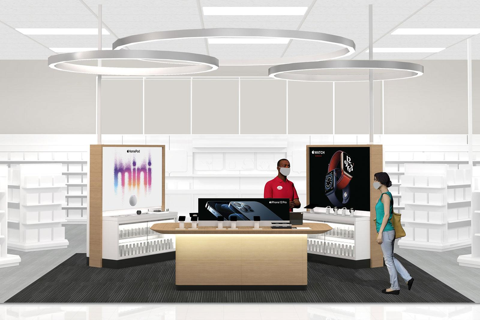 Target will open mini Apple stores to attract post-pandemic shoppers – Engadget