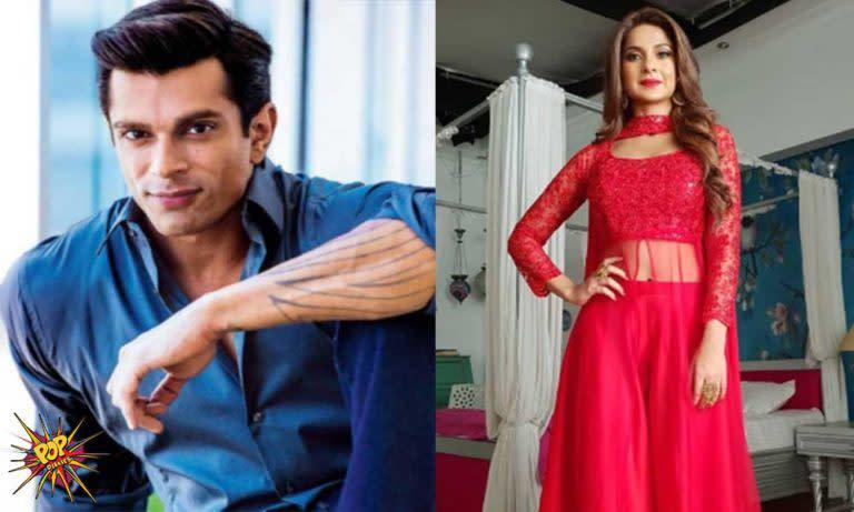 Karan Singh Grover Smitten By Ex-Wife Jennifer Winget's ...