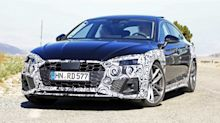 Audi A5 Sportback (2019) Erlkönig: Das Facelift naht