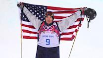 David Wise is husband and father first, gold-medalist second