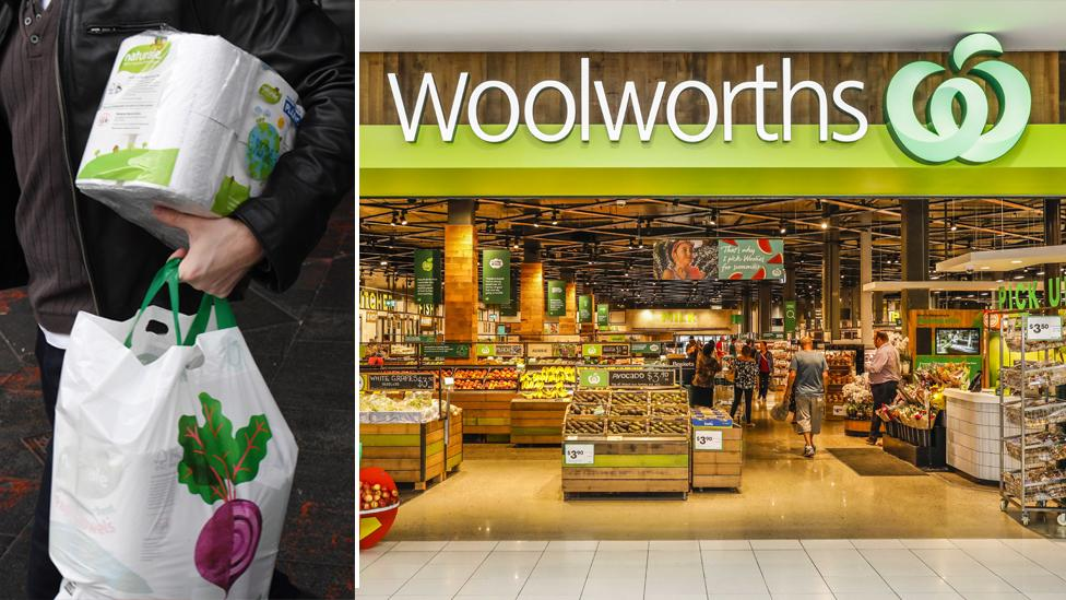 Woolworths rolls out new measures in fight against coronavirus