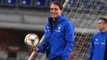 """Mancini: """"Inter e Juve favorite scudetto"""""""