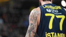 Basket - Joffrey Lauvergne en vue avec le Zalgiris Kaunas