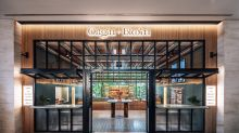 Origin + Bloom is the stylish new patisserie serving bakes, desserts, sandwiches, and coffees
