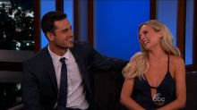 'The Bachelor': Ben and Lauren Reveal How They Kept Their Relationship Secret
