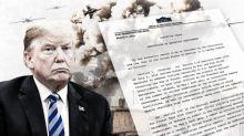 Rücknahme einer Anordnung Obamas: Trump macht Drohnen-Opfer zur Geheimsache
