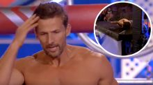 Tim Robards stacks it on Ninja Warrior