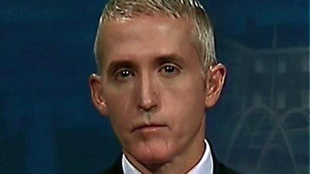 Rep. Gowdy: Paper applications for ObamaCare are a 'facade'