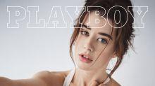 Así es Sarah Mcdaniel, la modelo 'imperfecta' de la nueva Playboy sin desnudos