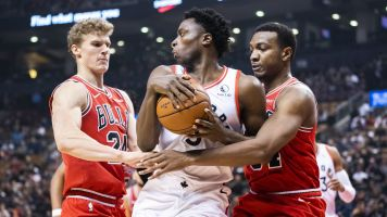 10 things Raptors-Bulls: Anunoby teases potential