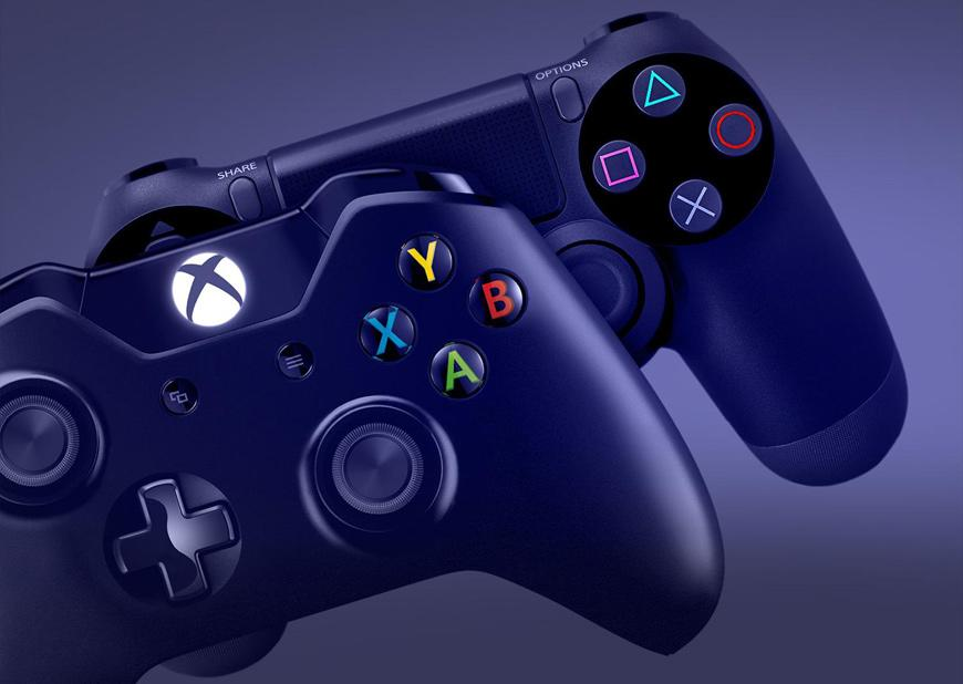 There can only be one: Xbox One vs  PlayStation 4