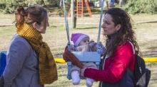 Argentino 'Minha Amiga do Parque' mostra lado solitário da maternidade