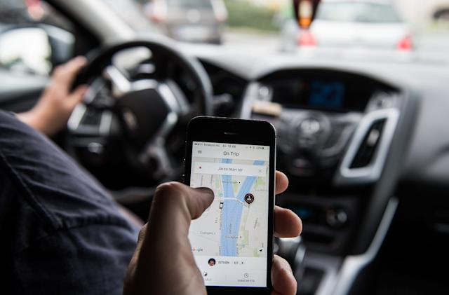Uber starts offering ridesharing data to cities