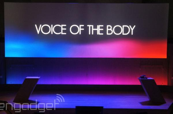 Watch Samsung's 'Voice of the Body' event here