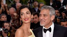 Amal Clooney on How She Fell for George Clooney