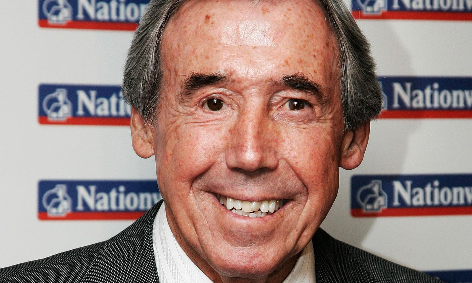 "World Cup winning goalkeeper Gordon Banks <a href=""https://uk.sports.yahoo.com/news/gordon-banks-englands-world-cup-winning-goalkeeper-dies-aged-81-100020305.html"" data-ylk=""slk:passed away at the age of 81;outcm:mb_qualified_link;_E:mb_qualified_link;ct:story;"" class=""link rapid-noclick-resp yahoo-link"">passed away at the age of 81</a> in February this year. He was part of England's victorious 1966 football team in the first and as-of-yet only time the country has won the coveted title. (Photo by Chris Jackson/Getty Images)"