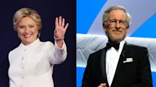 Hillary Clinton and Steven Spielberg team up for TV drama about women's right to vote