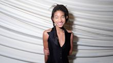 Willow Smith tells Jada Pinkett Smith she was cutting herself after finding fame