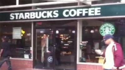 Starbucks Dumps Undisclosed Surcharge