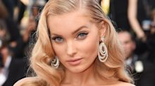 Model Elsa Hosk Shares That She's Expecting a Baby Girl