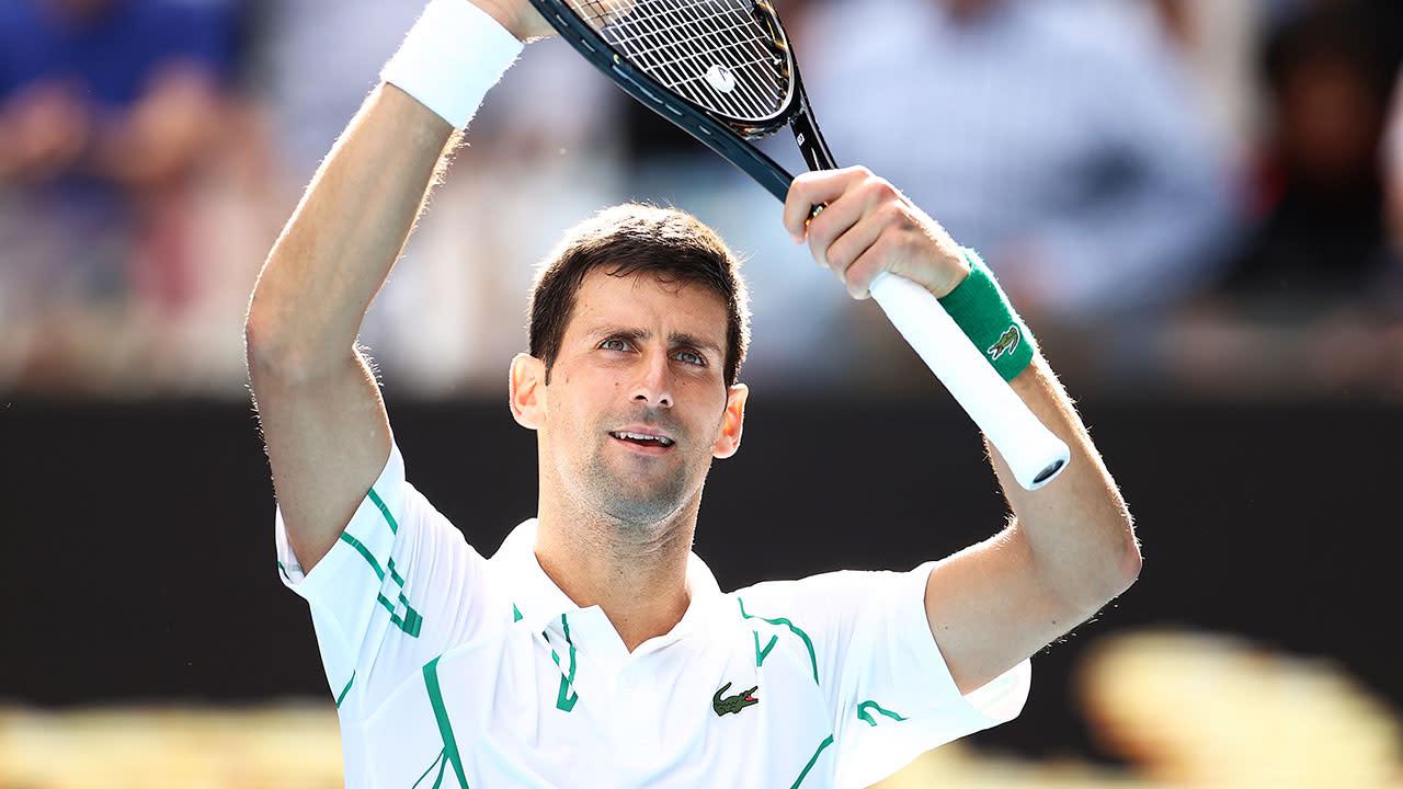 'Inspired' Novak Djokovic stuns tennis world with 'phenomenal' feat