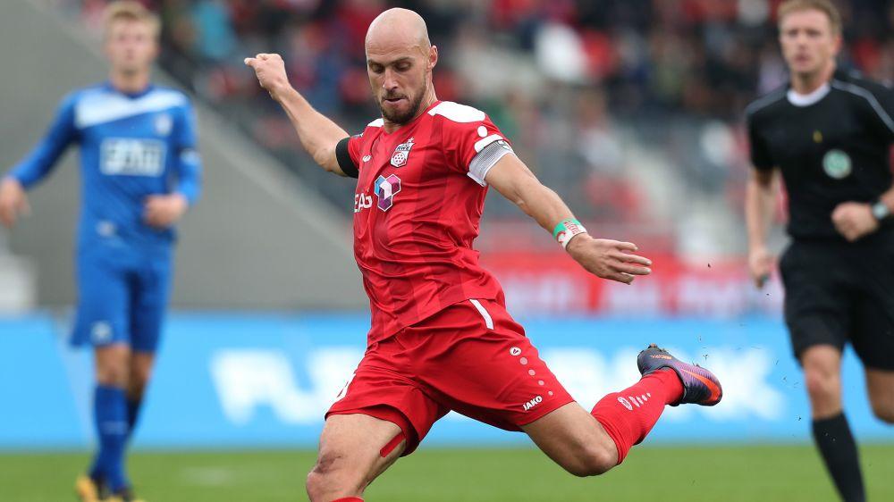 3. Liga: Brückner bleibt bis 2018 in Erfurt