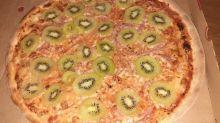 """""""Ho creato la pizza al kiwi, ora minacce di morte dall'Italia"""""""