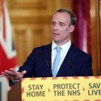 Raab says government will continue as PM moved to intensive care