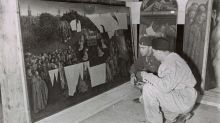 Modern-day 'Monuments Men': Smithsonian, US Army partner to preserve culture amid war