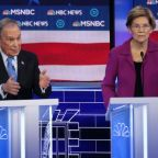 """Warren translates Bloomberg's non-answer on harassment: 'What he said was """"Well, I'm nice to some women""""'"""