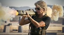 Terminator star Linda Hamilton made to wear breast and bum padding to reprise role as Sarah Connor