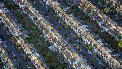 House prices fell for third month in a row in May, says index