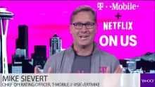 T-Mobile COO: Why we make investments like free Netflix that 'seem crazy'