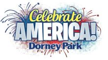 Celebrate America At Dorney Park Over The Fourth Of July Weekend