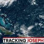 Tropical Storm Josephine forms in the Atlantic