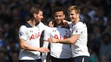Tottenham close the gap on Chelsea to four points after hammering Watford
