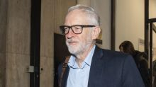 Jeremy Corbyn agrees with Prince Harry there are 'racial undertones' in Meghan's press coverage