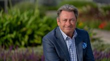 Alan Titchmarsh: 'I'm very happy in female company'