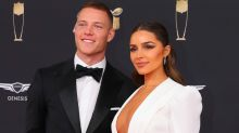 Everything to know about Olivia Culpo, Christian McCaffrey's girlfriend