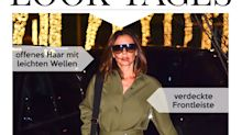 Look des Tages: Victoria Beckham im Military-Ensemble