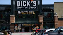 Dick's tops estimates as e-commerce sale soar 21%